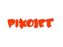 Pixojet-logo